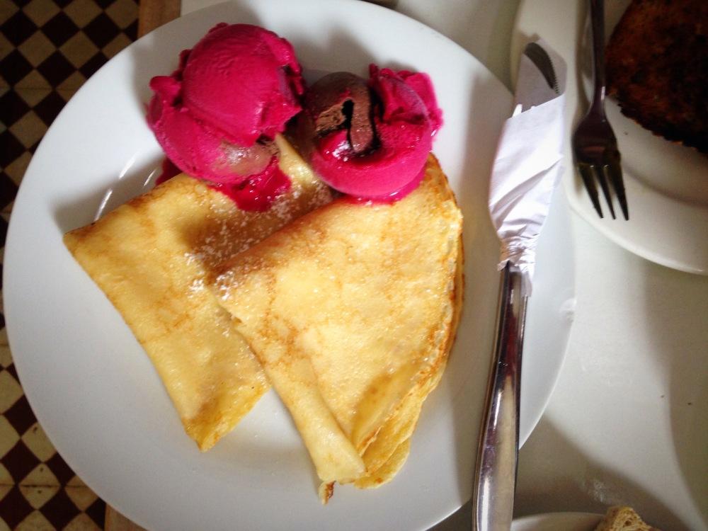 El Desayunador Pancakes